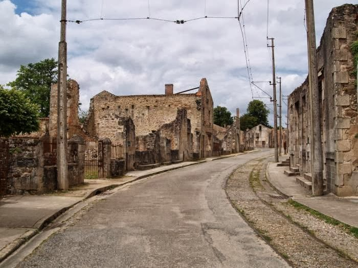 Ghost Towns Around The World Damn Cool Pictures