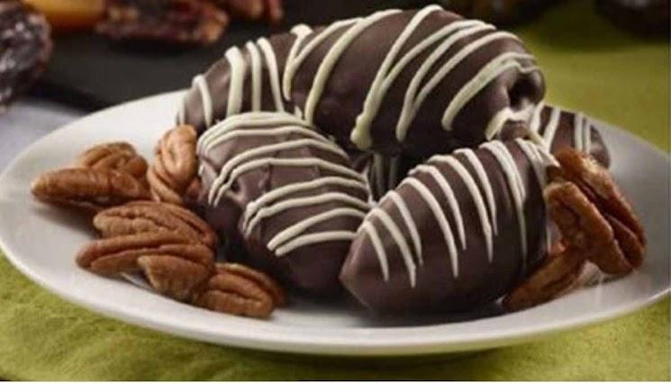 Resep Kurma Mede Lapis Coklat dan Resep Choco Kurma Cookies