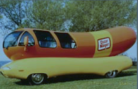 Weinermobile photo