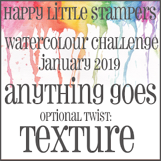 HLS January Watercolour Challenge