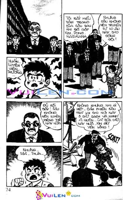 Jindodinho - Đường Dẫn Đến Khung Thành III  Tập 15 page 74 Congtruyen24h
