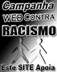 RACISMO é crime que deve ser combatido.