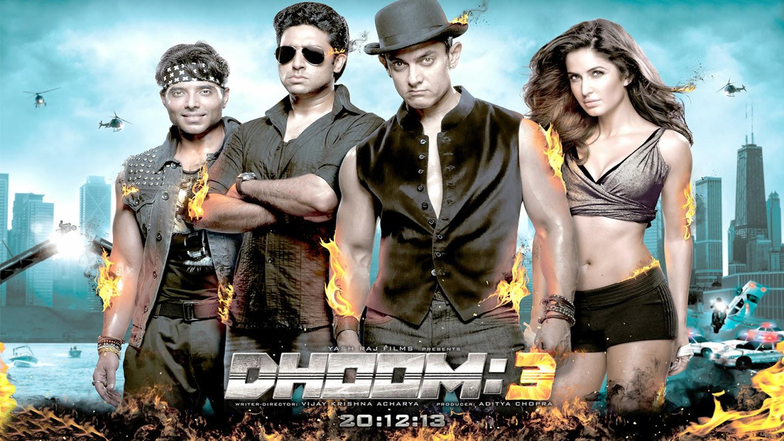 Download Dhoom 3 Songs - Dhoom 3 2013 Mp3 Songs