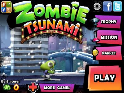 Zombie Tsunami Trucchi Hack