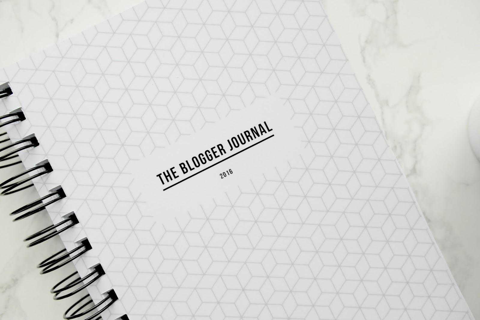THE BLOGGER JOURNAL