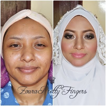 Makeup nikah