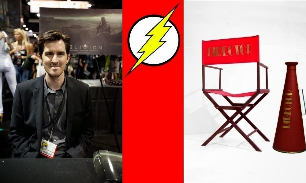 Bob Garlen Presents: The Flash! As It Should be In The DC ...