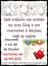 Sorteio 25/04