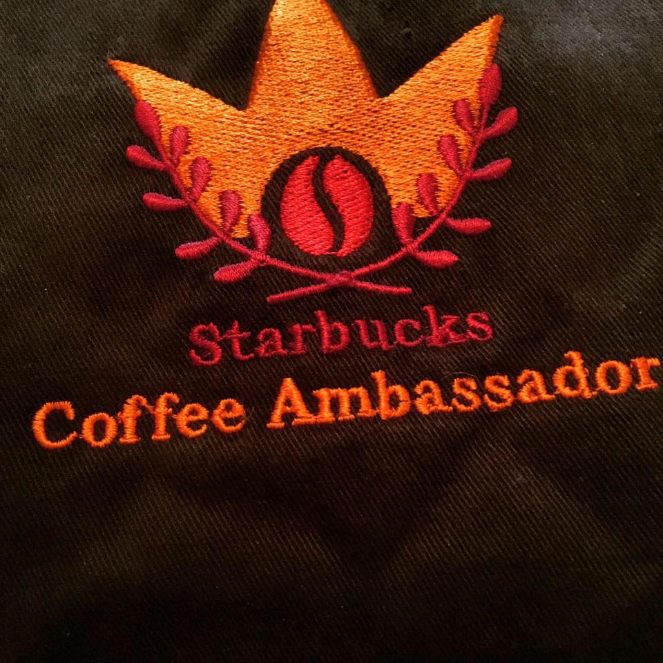 Coffee Ambassador Starbucks