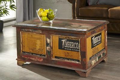 luxusny stolik do obyvacky z masivneho dreva, masivny nabytok,