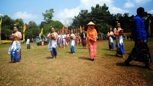 Foto Nyadran Kali Kandri