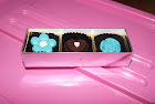 Doorgift- Coklat Praline (hard box)