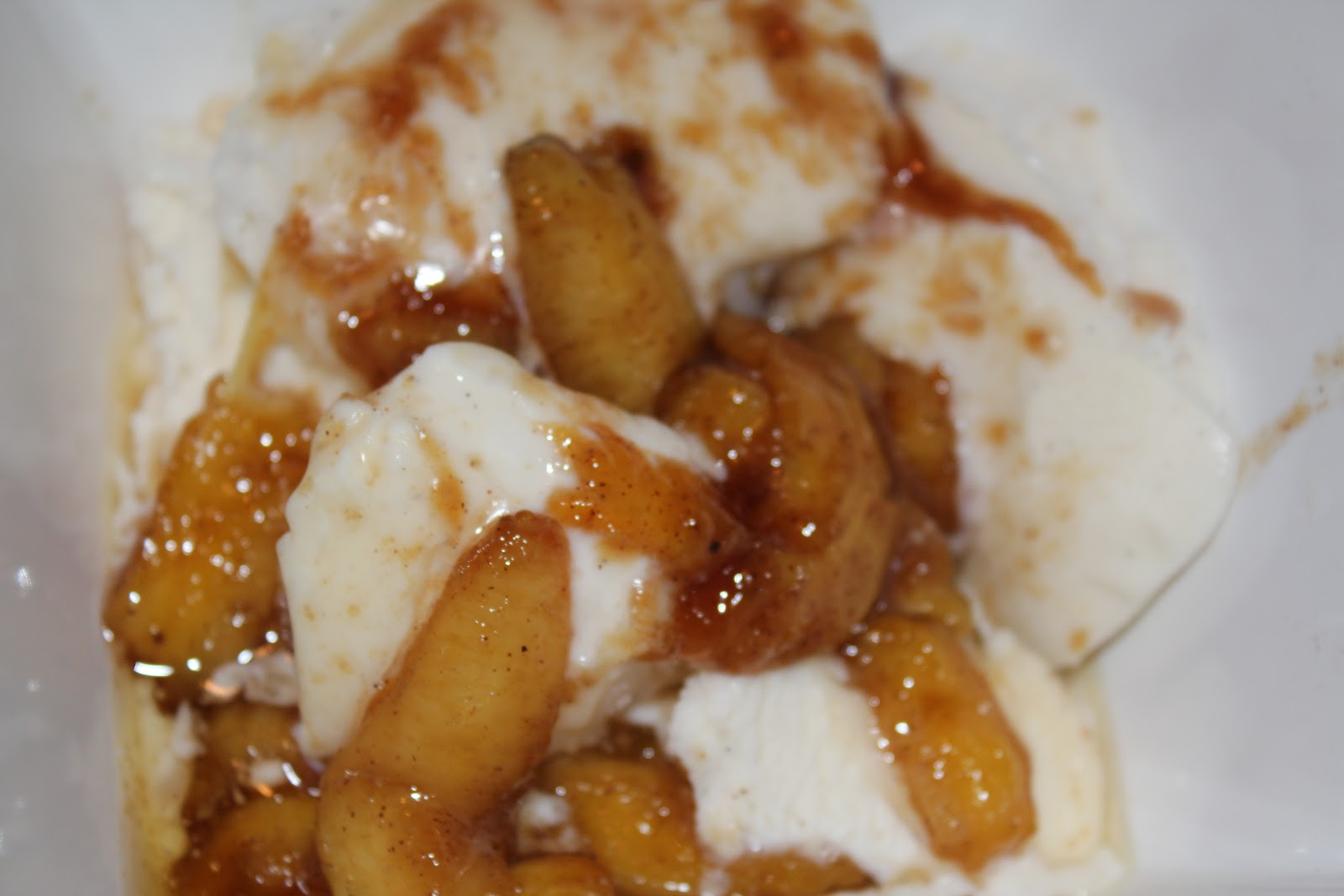 Basic Bananas Foster Recipe — Dishmaps