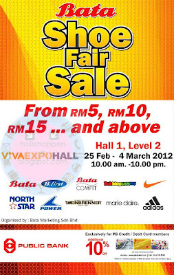 Bata Shoes Fair Sale