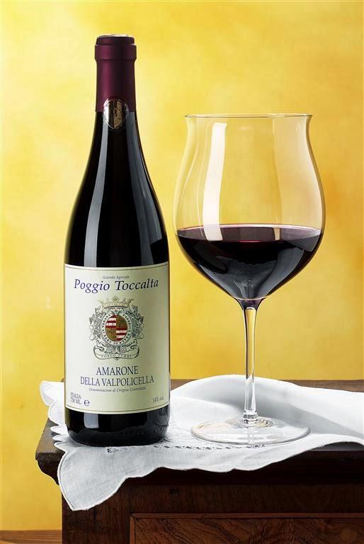 итальянское красное вино