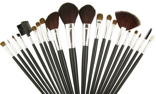 Makeup Brush Hair Types Types of Hair in Makeup