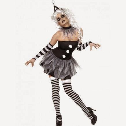 Disfraz Pierrot Siniestro