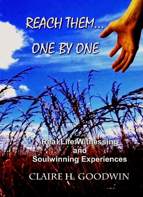 Testimony Time - Magazine cover