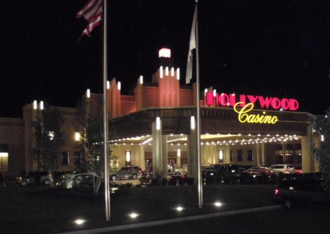 Hollywood casino rv resort joliet