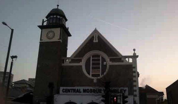 7. Masjid Central Wembley