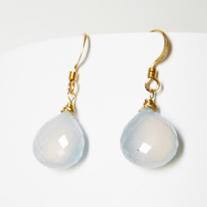 Romantic and dreamy Chalcedony