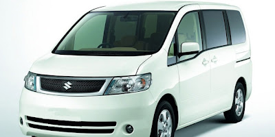 All New Suzuki APV 2014