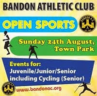 Athletics events for Adults & Juveniles