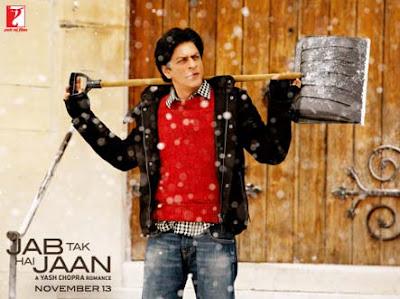shahrukh khan style