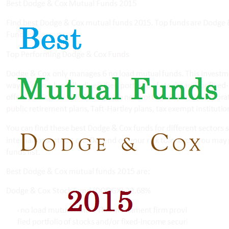 Best Dodge & Cox Funds