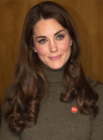 Long Hairstyles✿Kate Middleton Duchess of Cambridge