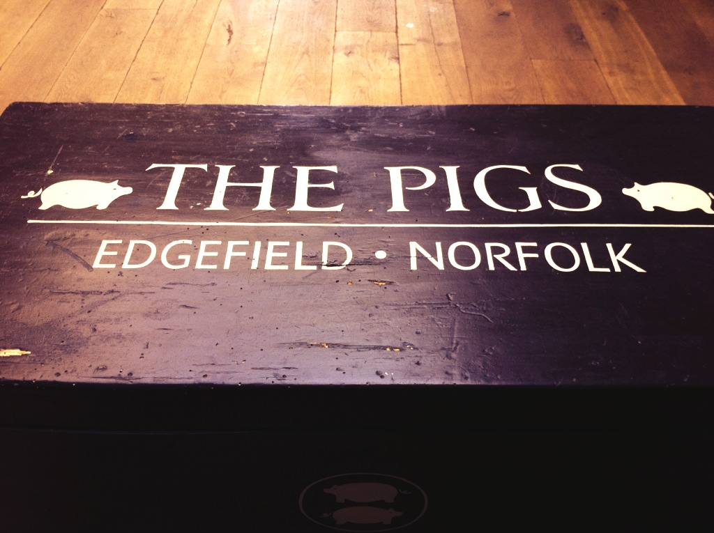 Champagne and lemonade review the pigs edgefield for The edgefield