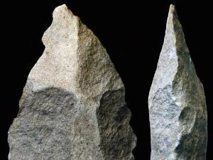 Kapak Batu Ini Berusia 1,7 Juta Tahun