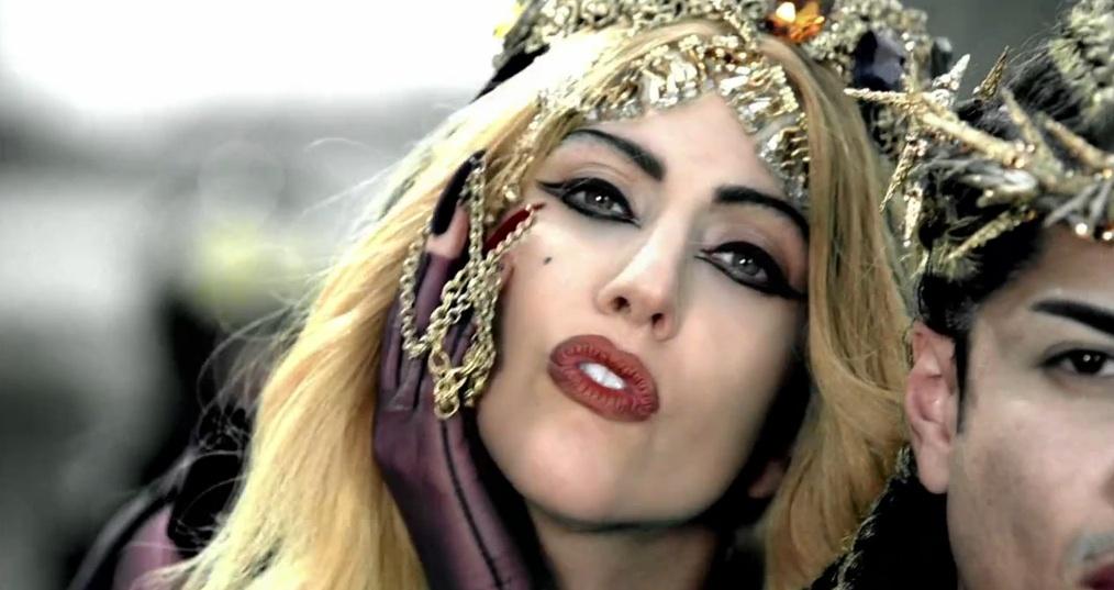 lady gaga judas live. tattoo Lady Gaga Judas Music