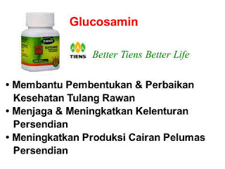 GLUCOSAMIN (PENYEIMBANG)