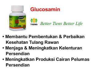 GLUCOSAMIN (PENYEIMBANG)