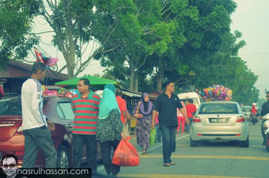 Pasar Kemboja Original Parit Buntar