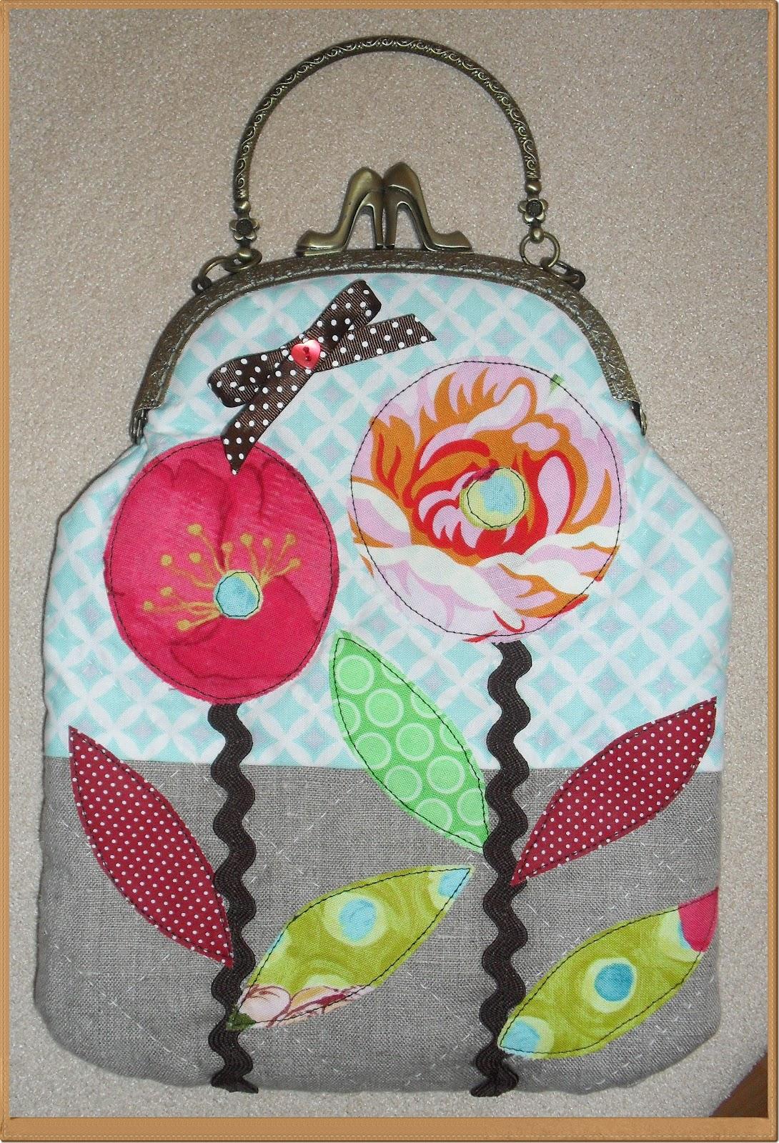Patrones para hacer bolsos con boquilla graffiti pictures - Patrones para hacer patchwork ...