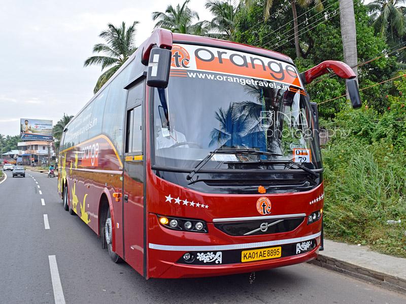 orange bus service