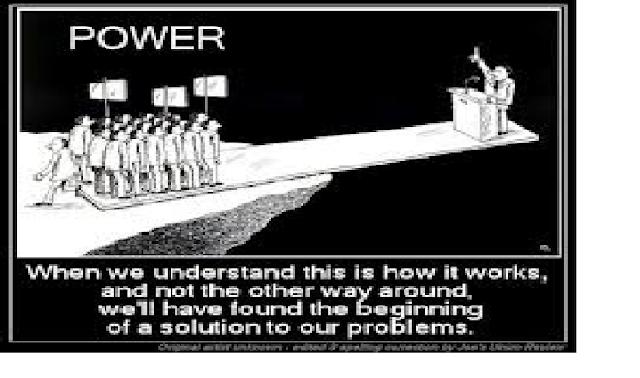 Sedari kuasa kita!