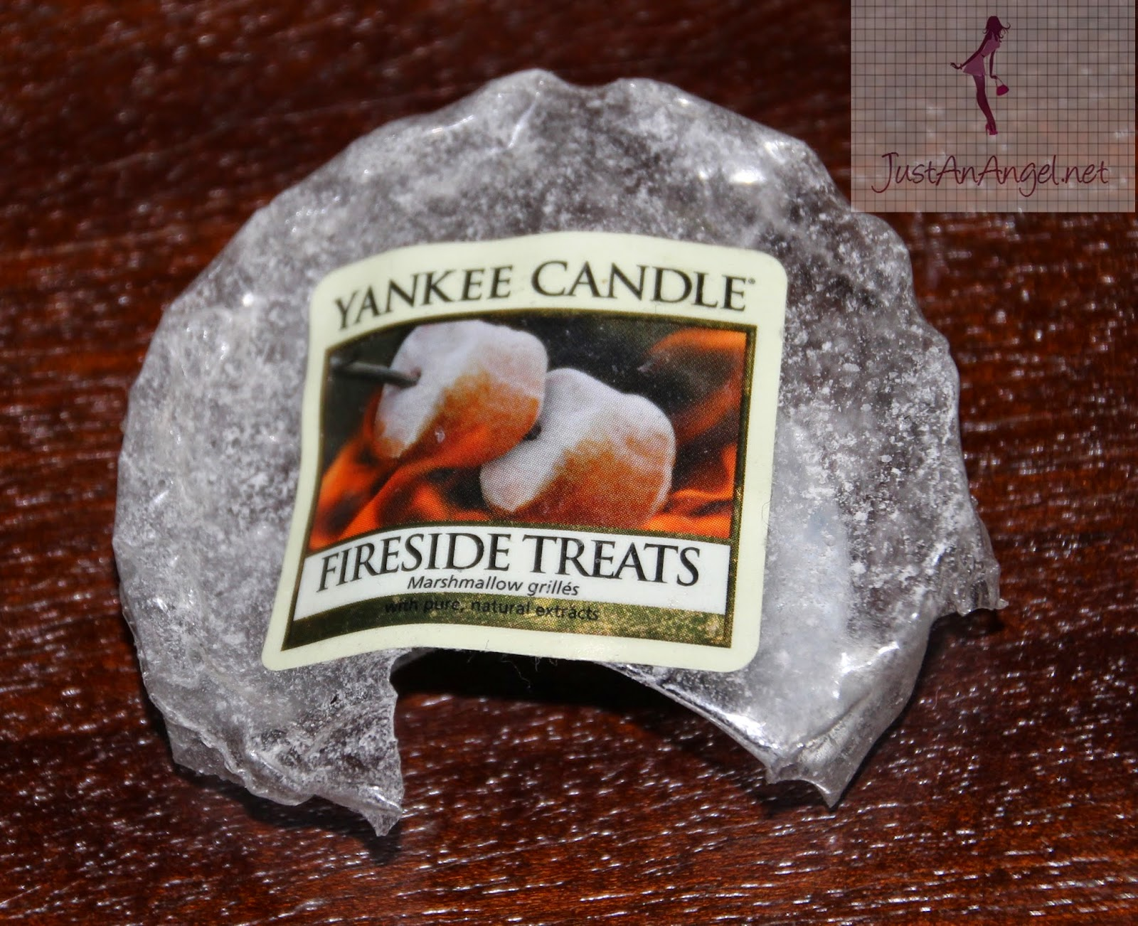 tarta Yankee candle Fireside Treats