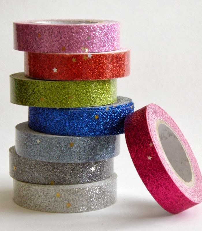 Pocket Carnival Glitter Tape
