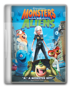 Monsters vs. Aliens   1ª Temporada