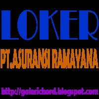 Loker Lowongan Kerja PT.Asuransi Ramayana Bandung jalan karapitan