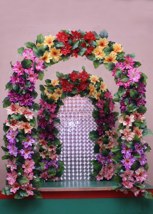 Ganpati Dombivli Call 09324213478: Makhar Decoration Ganpati ...