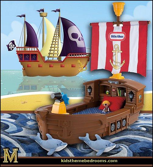 Little Tikes Pirate Ship ... Part 79