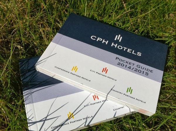 CPH Hotels Pocket Guide - Hotelkatalog im Taschenformat