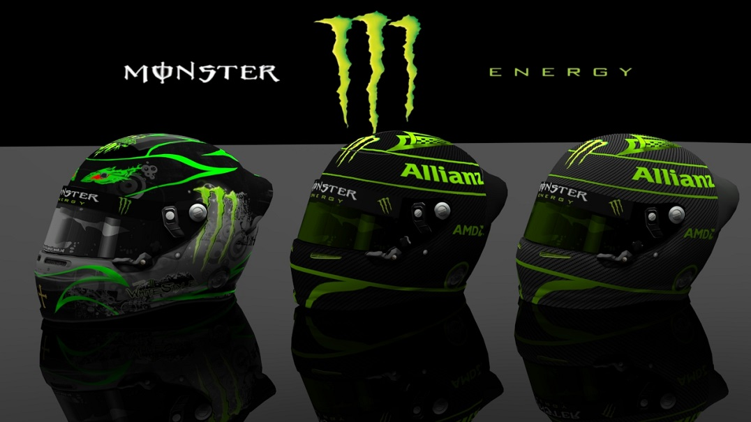 the gallery for monster energy racing. Black Bedroom Furniture Sets. Home Design Ideas