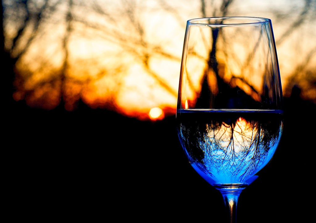 Glasses Of Wine Photography