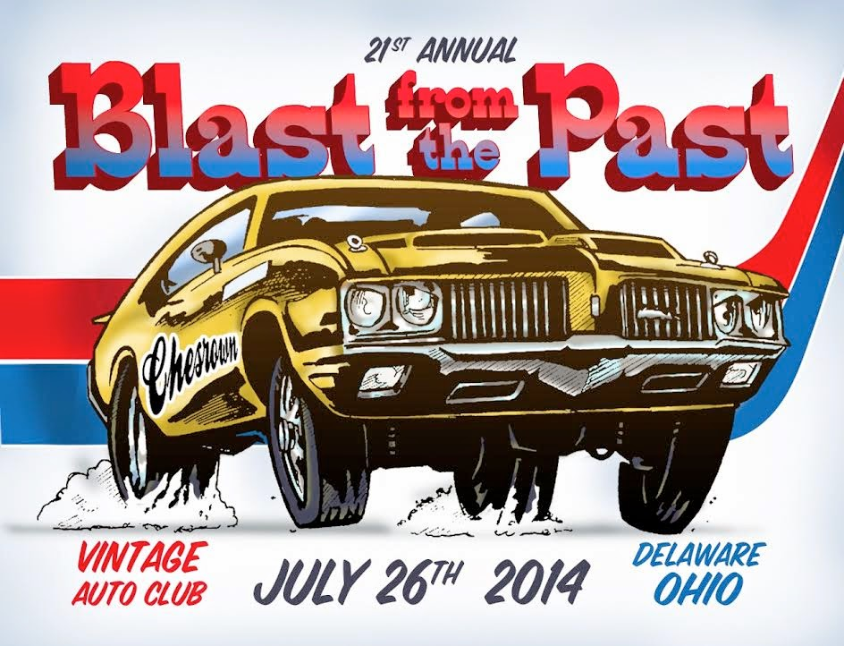 Blast From The Past Presenting Sponsor: Chesrown Chevrolet Buick GMC