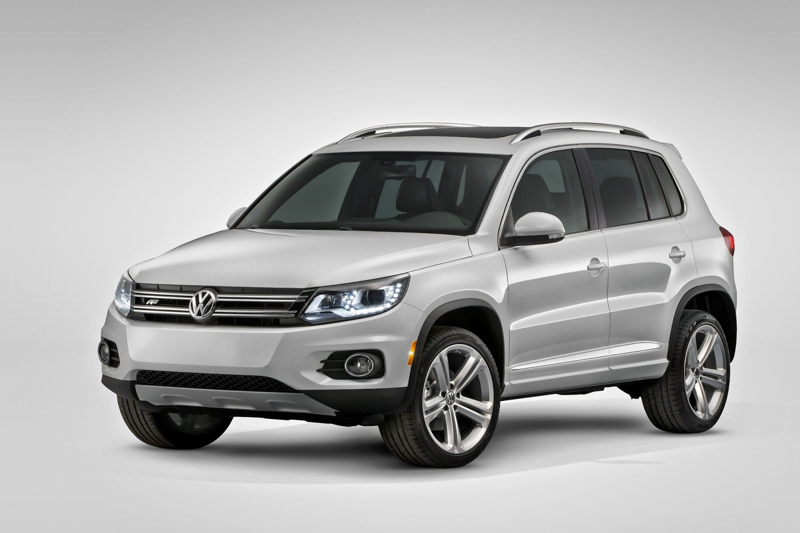 Like your SUV loaded?  Tiguan R-Line is all that